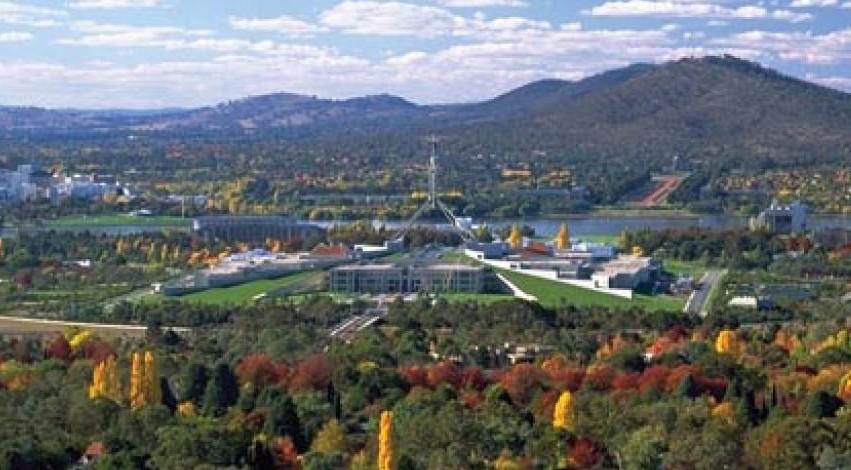 校园风景-澳大利亚国立大学学院-国外学校大全- 114