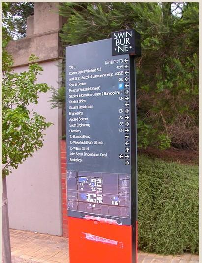 校园风景-澳大利亚斯威本科技大学-国外学校大全- 114