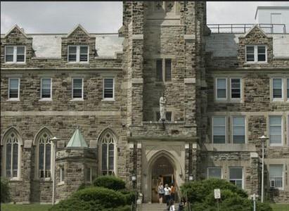 标志建筑物-加拿大布雷舍尔女子学院-国外学校大全