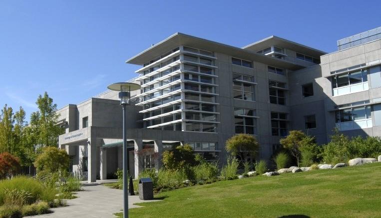 西蒙菲莎大学教学楼-加拿大西蒙菲莎大学-国外学校