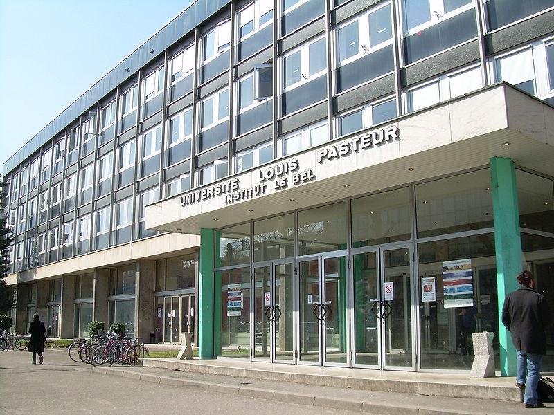 法国斯特拉斯堡大学教学楼
