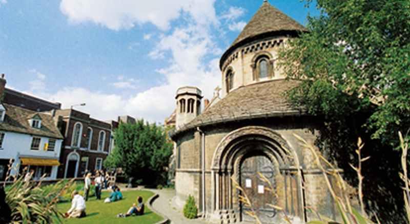 校园风景-英国cats剑桥学院-国外学校大全- 114留学网