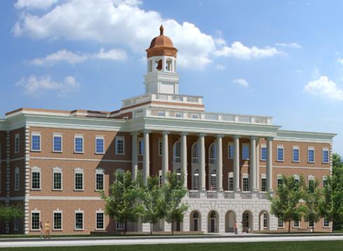 校园风景-美国西肯塔基州大学-国外学校大全- 114留学