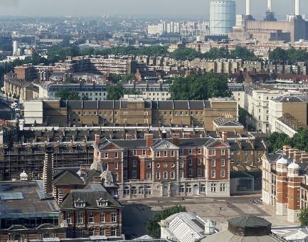 校园风景-英国切尔西艺术与设计学院-国外学校大全