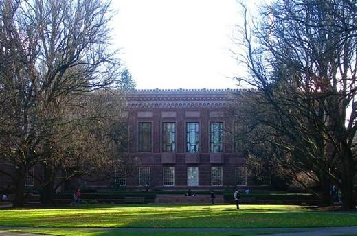 校园风景-美国俄勒冈大学-国外学校大全- 114留学网